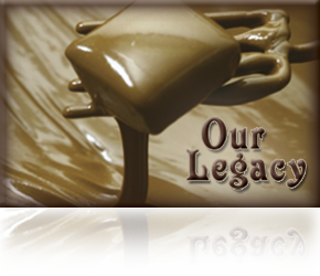 our legacy high end kosher chocolate